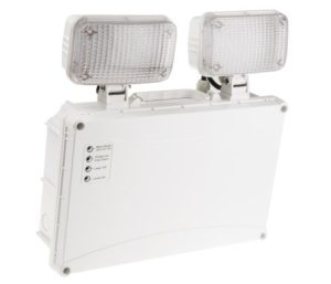 Twin LED Spotlight/Floodlight