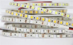 5m/Roll LED strip light 120led/m 5mm wide